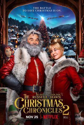 Karácsonyi krónikák: Második rész (2020) online film