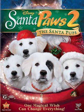 Karácsonyi kutyabalhé 2. - A kölykök (Santa Paws 2: The Santa Pups) (2012) online film