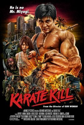 Karate Kill (2016) online film