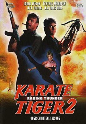 Karate tigris 2. - Villám kezek (1987) online film