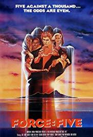 Karate tigris 5. (1981) online film