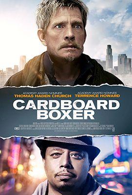 Kartonharcos (Cardboard Boxer) (2016) online film