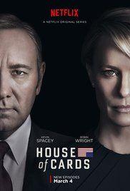 Kártyavár (House of Cards) 3. évad (2015) online sorozat