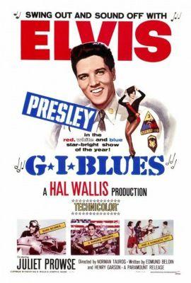 Katona-blues (G.I. Blues) (1960) online film
