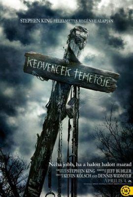Kedvencek temetője (2019) online film