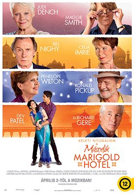 Keleti nyugalom - A második Marigold Hotel (2015) online film