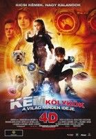 Kémkölykök 4D: A világ minden ideje (2011) online film