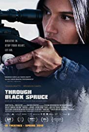Keresztül a fekete fenyvesen (2018) online film