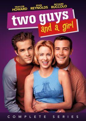 Két pasi meg egy csajszi 4. évad (2001) online sorozat