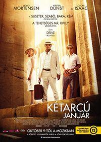 Kétarcú január (2014) online film