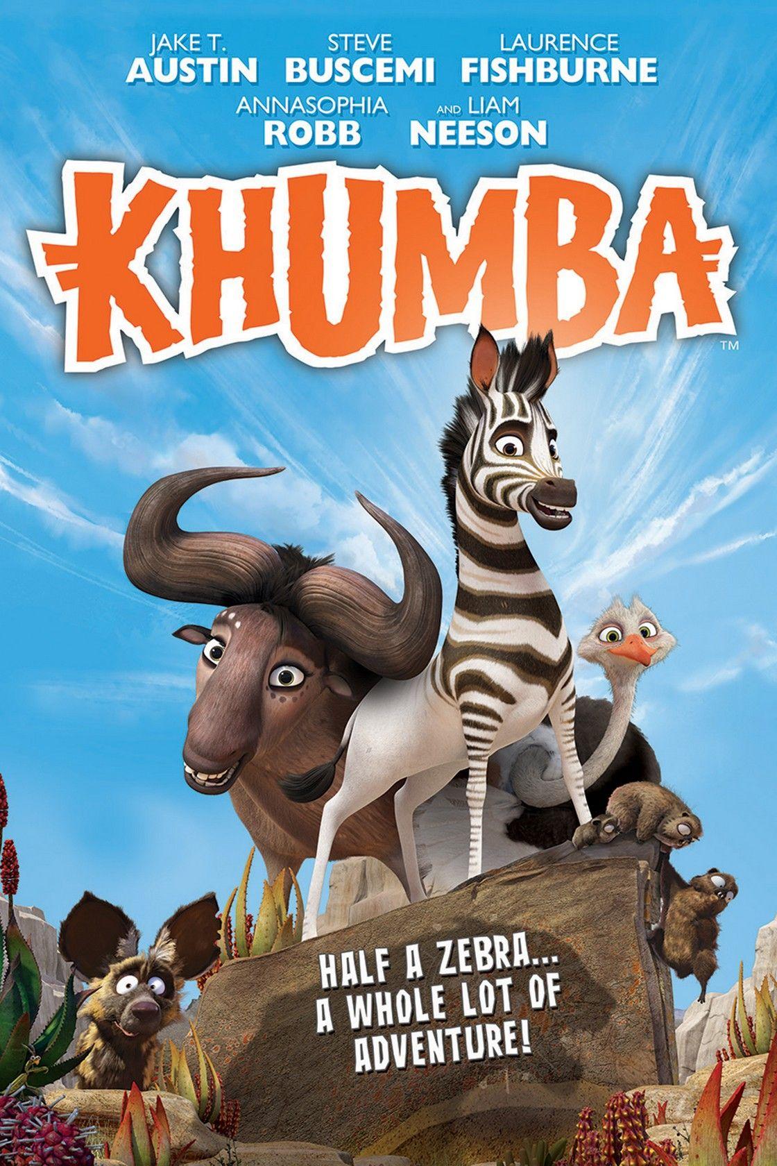 Khumba (2013) online film