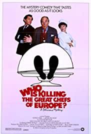 Ki öli meg Európa nagy konyhafőnökeit? (1978) online film