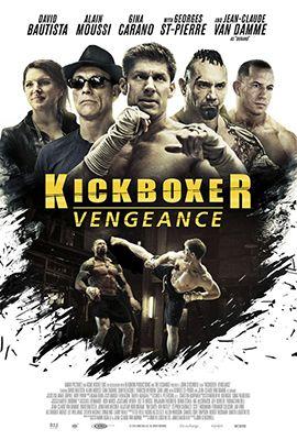 Kickboxer - Bosszú (Kickboxer: Vengeance) (2016) online film