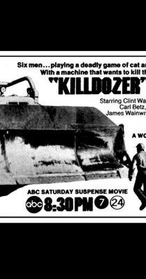Killdozer (1974) online film