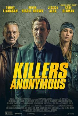 Killers Anonymous (2019) online film