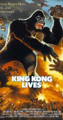 King Kong visszatér (1986) online film