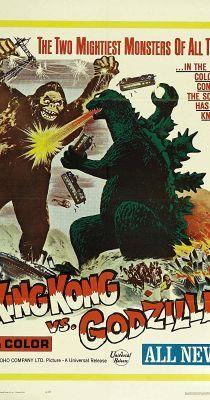 King Kong vs. Godzilla (1963) online film
