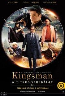 Kingsman: A titkos szolg�lat (2015)
