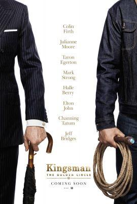 Kingsman: Az aranykör (2017) online film