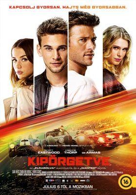 Kipörgetve (2017) online film