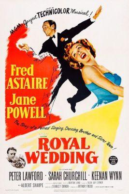 Királyi esküvő (1951) online film