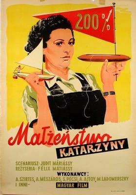 Kis Katalin házassága (1950) online film