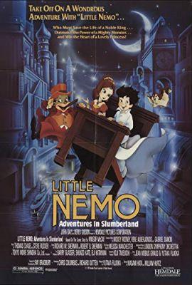Kis Némó Álomországban (1989) online film