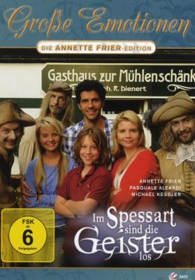 Kísértetek Spessart-ban (2010) online film