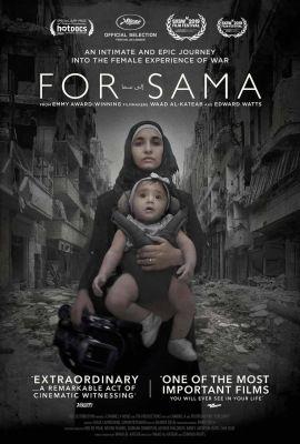Kislányomnak, Samának (2019) online film