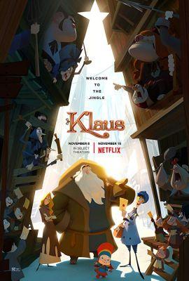 Klaus - A karácsony titkos története (2019) online film
