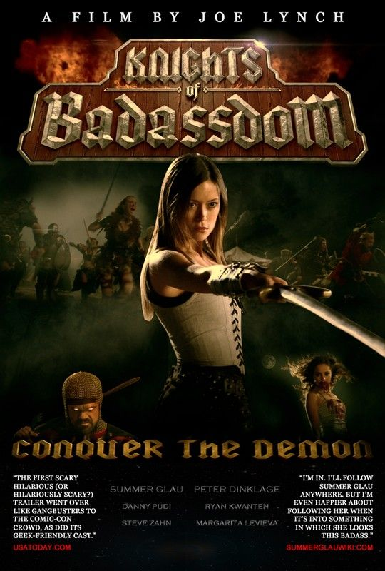 Knights of Badassdom (2013) online film