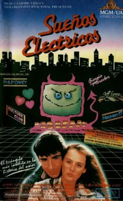 Komputer-szerelem (1984) online film