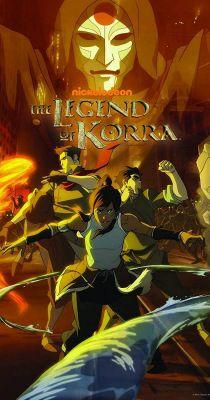 Korra legendája 4. évad (2014) online sorozat