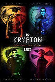 Krypton 1. évad (2018) online sorozat