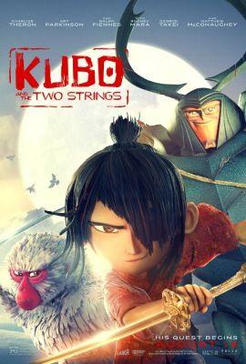 Kubo és a varázshúrok (2016) online film