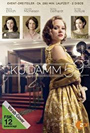 Ku'damm 59 1. évad (2018) online sorozat