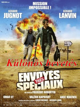 Különös bevetés (2009) online film