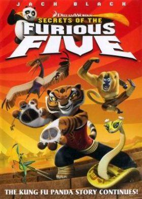 Kung Fu Panda - A harc művészete (2008) online film