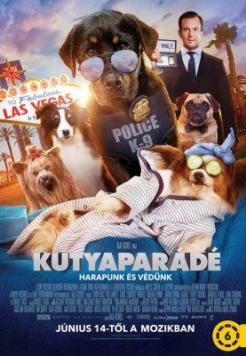 Kutyaparádé (2018) online film