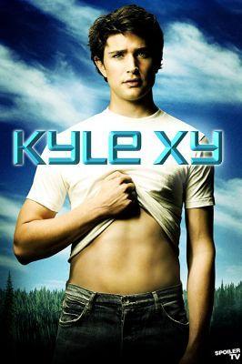 Kyle, a rejtélyes idegen 2. évad (2008) online sorozat