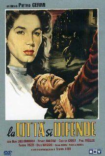 La citta si difende (1951) online film