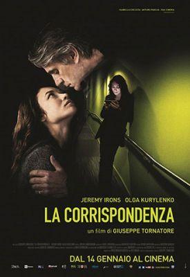 La corrispondenza (2016) online film