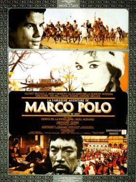 La fabuleuse aventure de Marco Polo (1965) online film