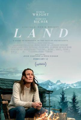 Land (2021) online film