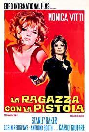 Lány a pisztollyal / Szerelem szicíliai módra (1968) online film
