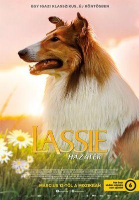 Lassie hazatér (2020) online film