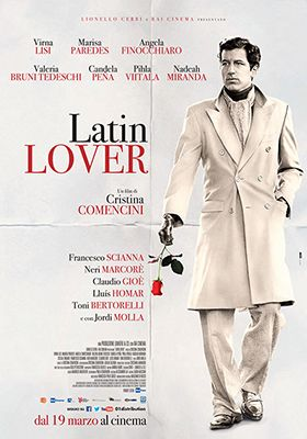 Latin szerető (2015) online film