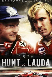 Lauda �s Hunt - Egy legend�s p�rbaj (2013)