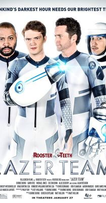 Lazer Team (2015) online film