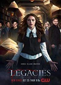 Legacies - A sötétség öröksége 1. évad (2018) online sorozat